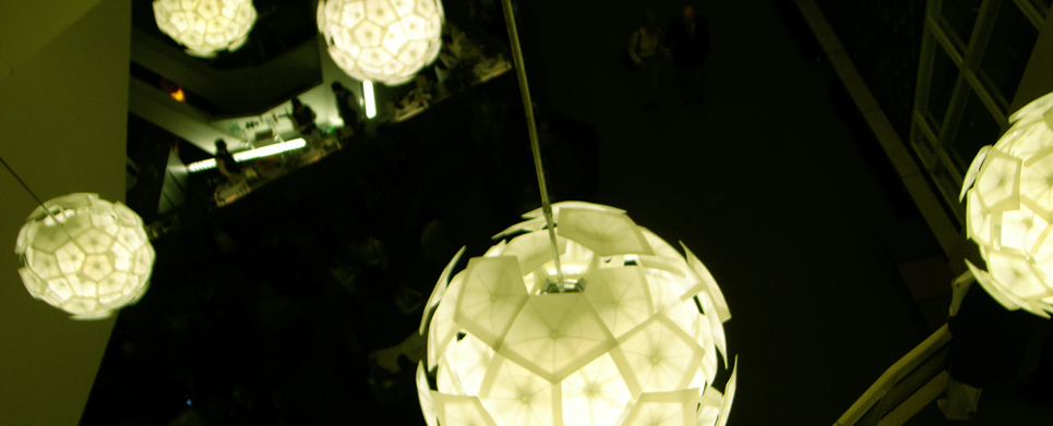 BerlinerPhilharmoniker Lamp